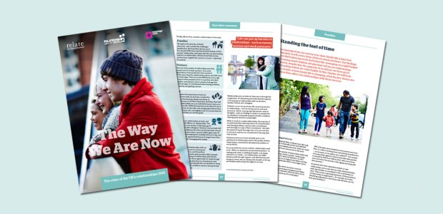 The Way We Are Now 2015 report cover