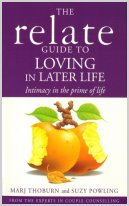 Loving in later life book cover