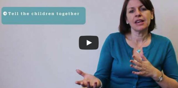 Image from a Relate video of Paula Hall Relationship Counsellor
