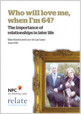 Who will love me when I'm 64? Report cover